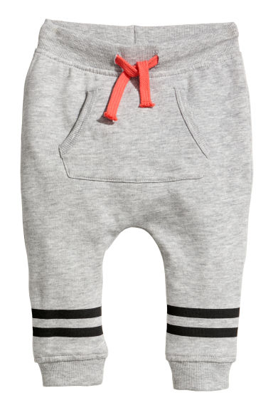 Joggers - Light grey - Kids | H&M CN