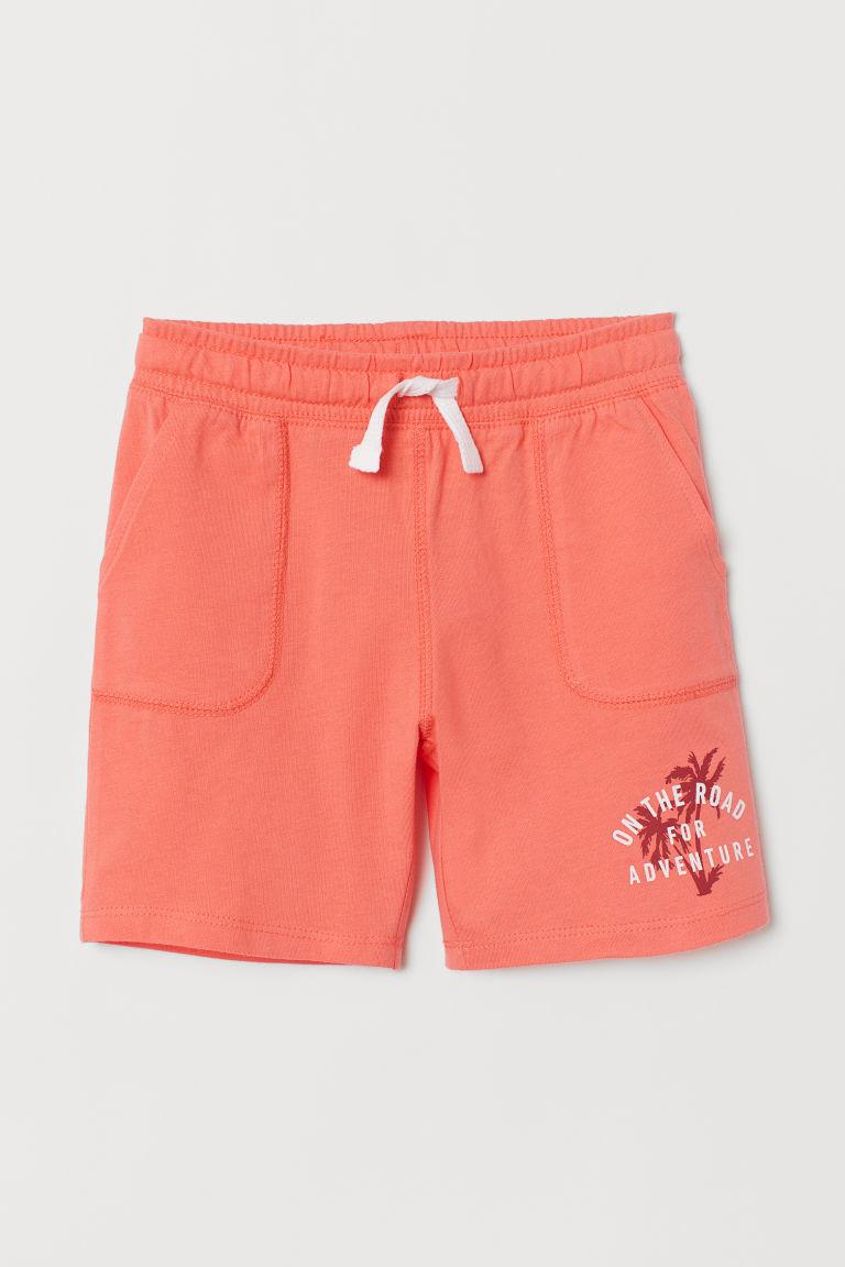 Jersey Shorts
