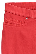 H&M+ Superstretch treggings - Red - Ladies | H&M IE 3