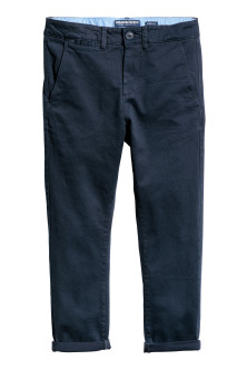 Pantalon en coutil Coupe ample