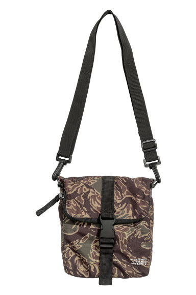 Small shoulder bag - Khaki green -  | H&M