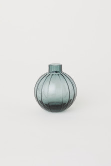 Small Glass Vase