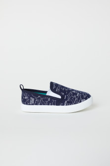 Slip-on Mesh Shoes