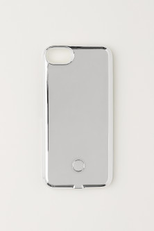 iPhone 6/7 selfie light case