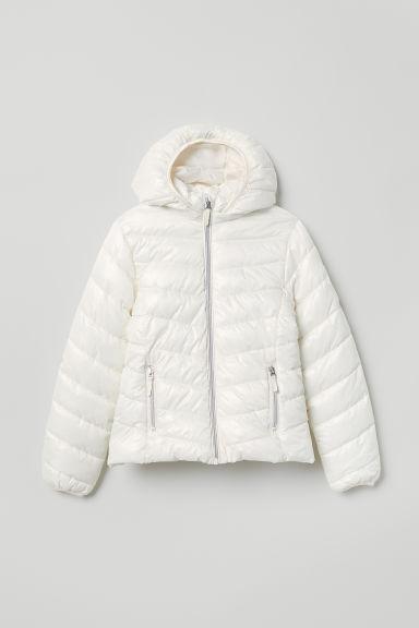 Padded jacket - White - Kids | H&M GB
