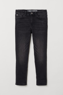 Skinny fit Lined Jeans