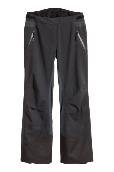 Pantaloni antivento - Nero - DONNA | H&M IT