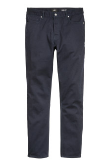 Twillhose Slim Fit