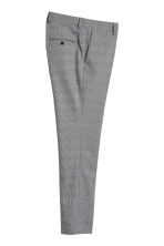 Suit trousers Skinny fit - Grey/Blue checked - Men | H&M IE 3