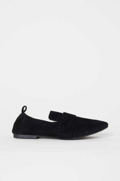 Loafers - Zwart - DAMES | H&M BE