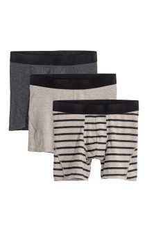 3 boxershorts - Mid trunk