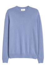 Cashmere jumper - Light purple - Men | H&M 3