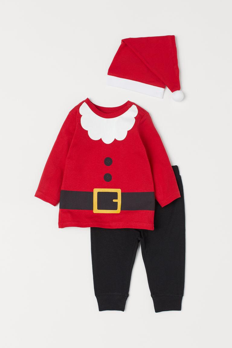 3-piece Santa Set