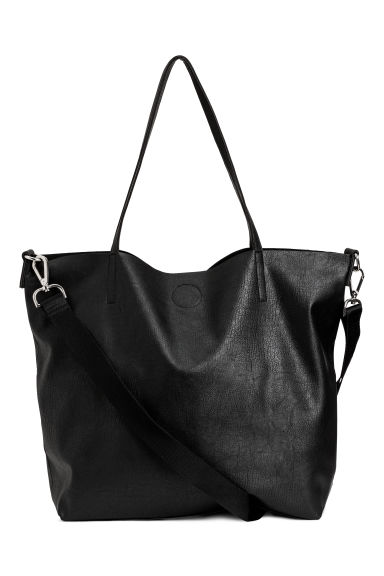 Shopper - Black - Ladies | H&M