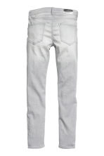 Superstretch Skinny Fit Jeans - Light grey denim - Kids | H&M CN 3