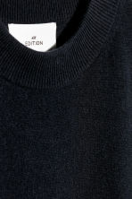 Cashmere jumper - Dark blue - Men | H&M 4