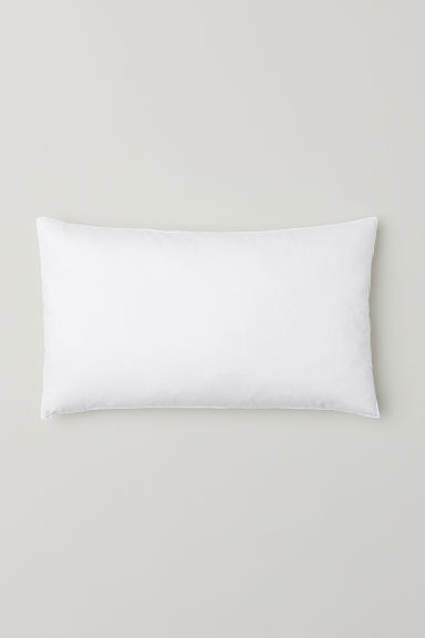 Inner cushion 30x50 - White - Home All | H&M CN