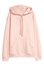 Hooded top - Powder pink - Ladies | H&M CA 2
