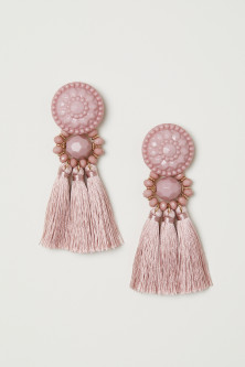 Tasseled Earrings