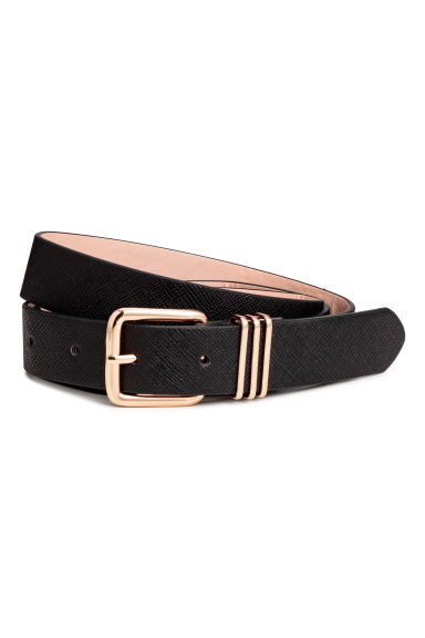 Belt - Black - Ladies | H&M CN