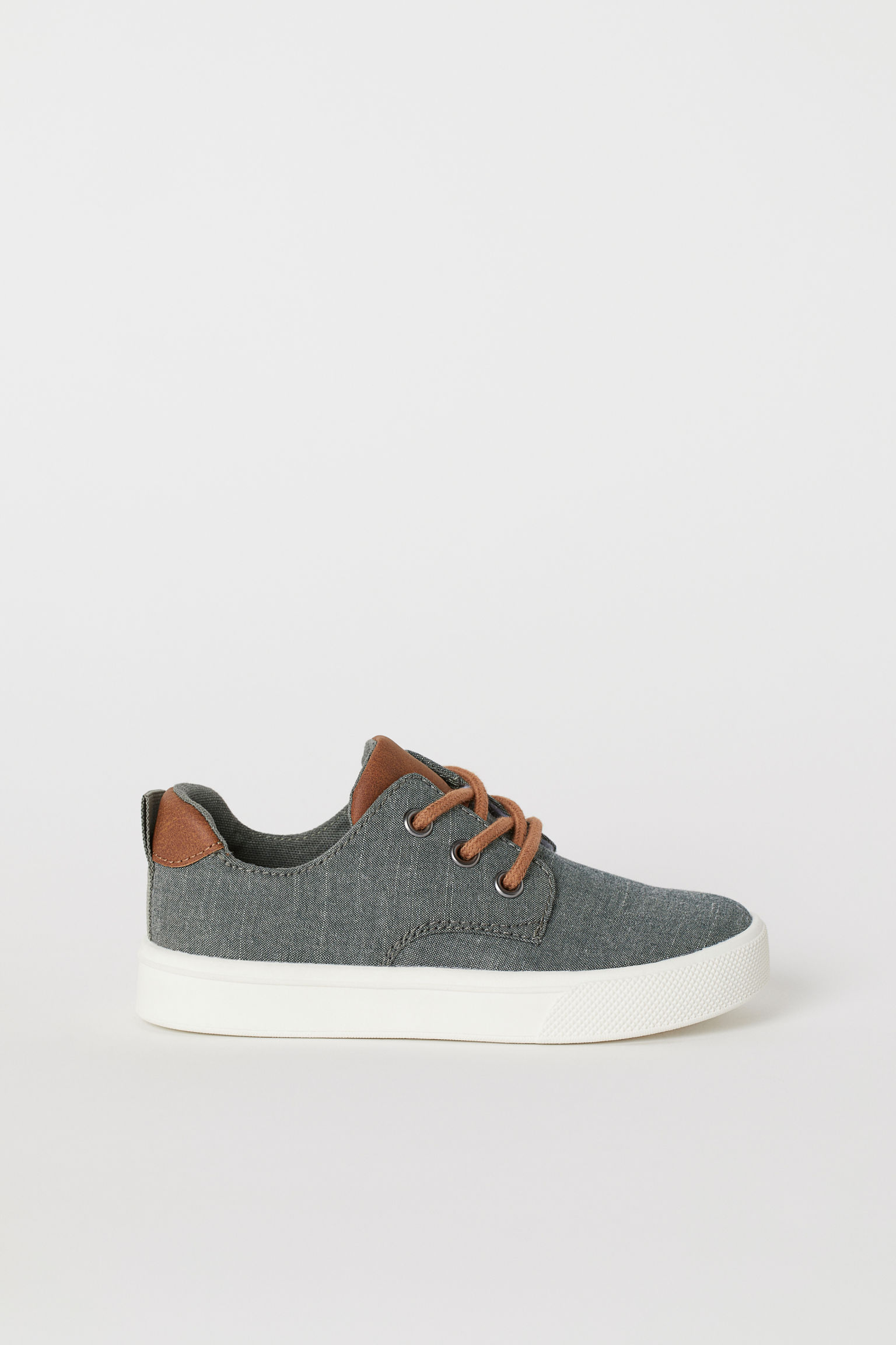 H&M Chambray Sneakers