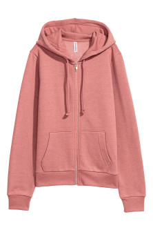 Sweat à capuche zippé