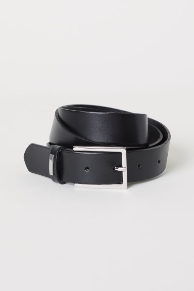 Leather Belt Model