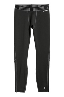 Warmte-isolerende sporttight