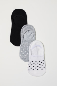 3er-Pack Sneakersocken