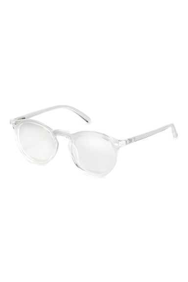 Glasses - Transparent - Men | H&M CN