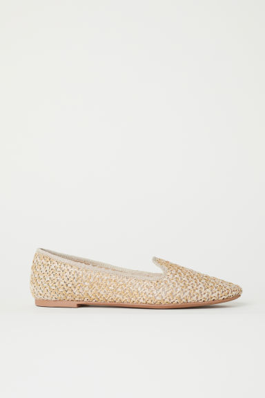 Loafers - Beige -  | H&M NL