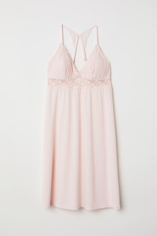 Nightgown with Lace