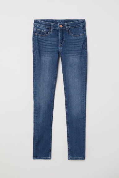 Superstretch Skinny Fit Jeans - ダークデニムブルー -  | H&M JP