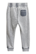 Joggers - Dark grey - Kids | H&M CN 3