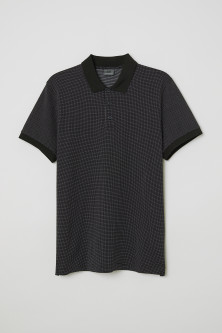 Dotted Polo Shirt