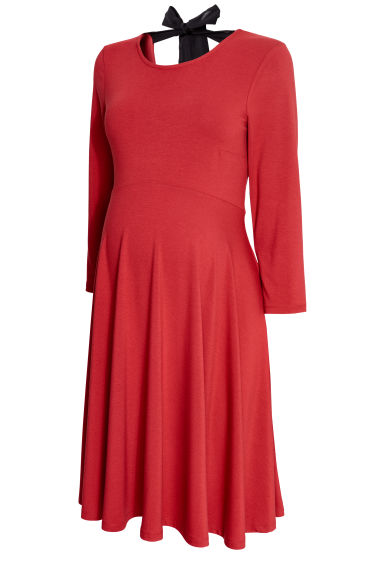 MAMA Dress - Red - Ladies | H&M
