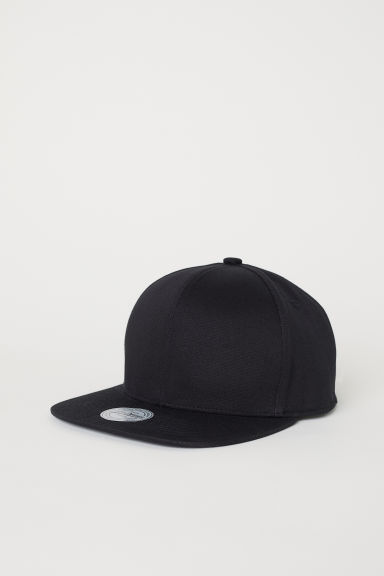 Cotton-blend Cap Model