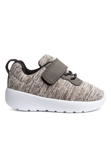 Trainers - Grey marl - Kids | H&M CN