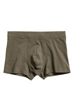 3-pack boxer shorts - Khaki green -  | H&M GB 3