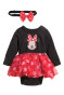 Zwart/Minnie Mouse