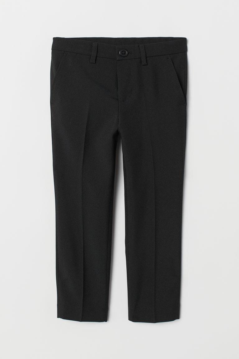 Suit trousers - Black - Kids | H&M GB