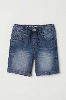 Super Soft denimshorts