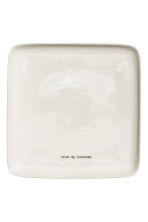 Large porcelain serving dish - White - Home All | H&M IE 1