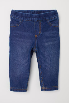 Caleçon long en denim