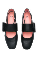 Flats - Black - Ladies | H&M 2
