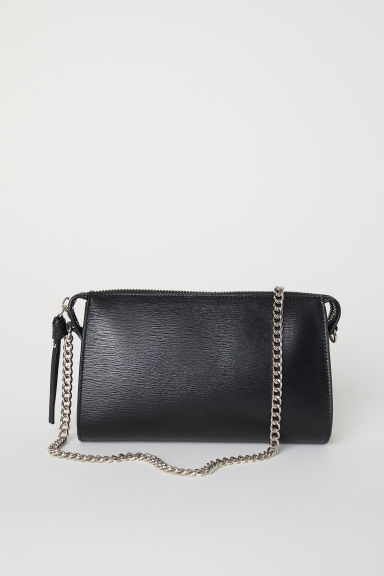 Clutch met kettinkje - Zwart - DAMES | H&M BE