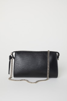 Clutch Bag with Metal Chain