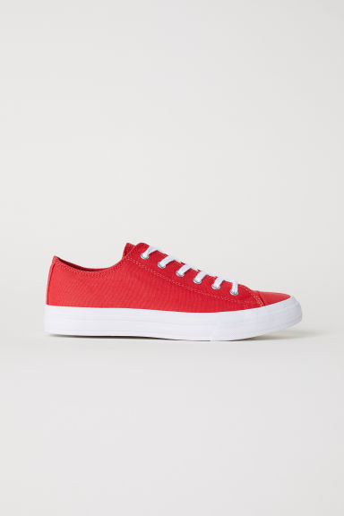Sneakers - Felrood - DAMES | H&M BE