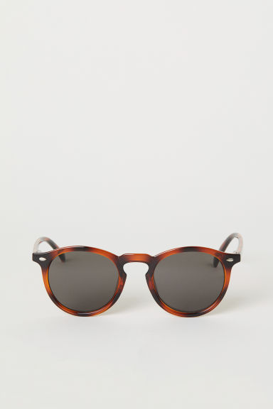 Sunglasses - Tortoise shell - Men | H&M