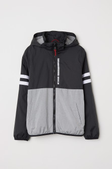 Fleece-lined Outdoor Jacket